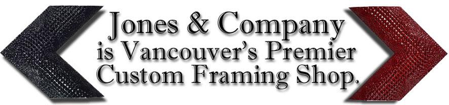 Jones & Company Custom Framing